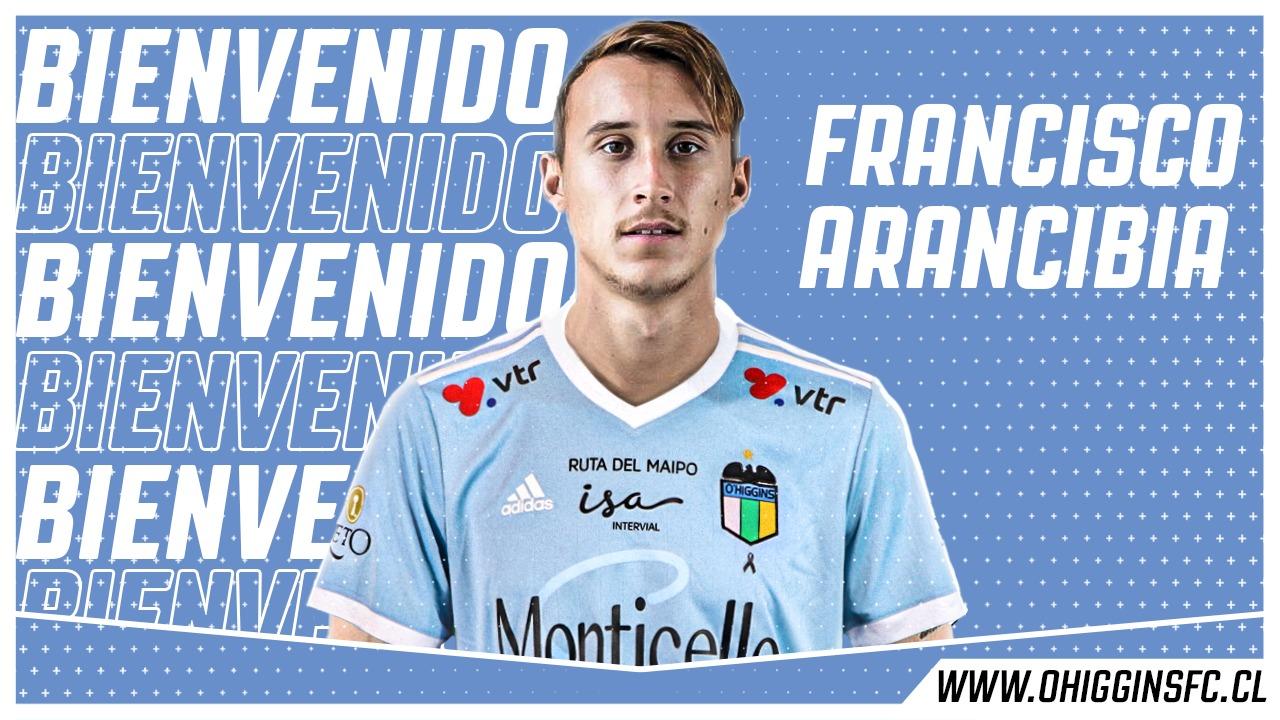 Bienvenido Francisco Arancibia - O'Higgins FC - El orgullo de la Región